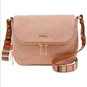 FOSSIL Preston Small Flap crossbody bag
